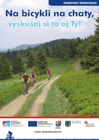 na bicykli na chaty m